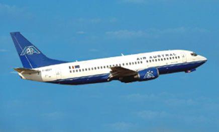 Financement d'un boeing 737 pour la compagnie Air Austral